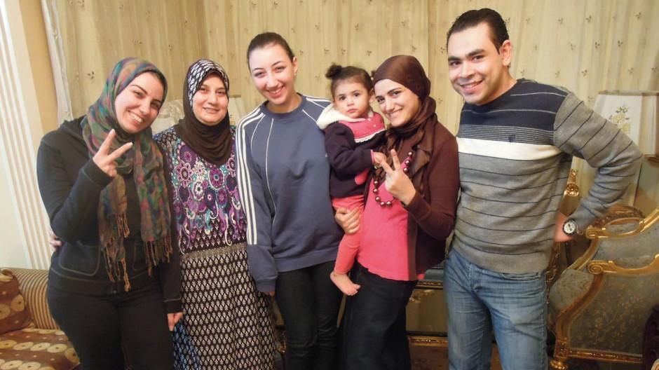 Ägyptische Mittelschicht: Die Familie Bajumi