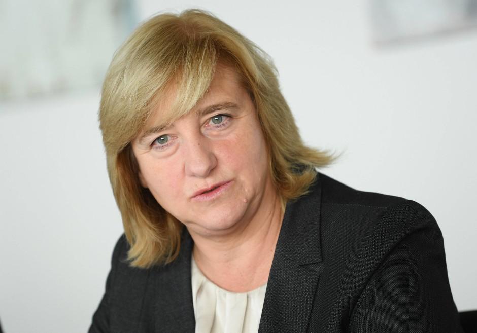 Die hessische Justizministerin Eva Kühne-Hörmann