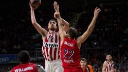 Heimniederlage für Bayerns Basketballer