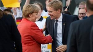 Die zweite CDU-Reihe macht gegen Merkel mobil