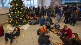 Stromausfall legt Flughafen Atlanta lahm