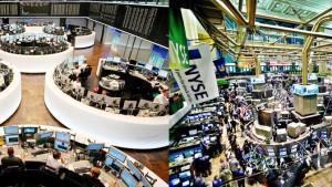 Die einsame Börse