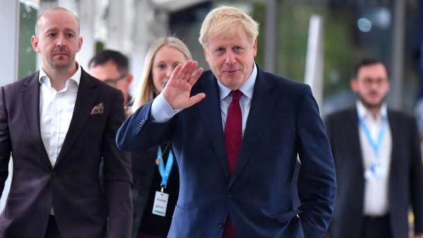 Johnson: Es wird Zollkontrollen in Irland geben müssen