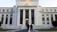 Amerikanische Notenbank in Washington DC.