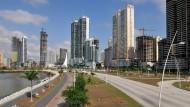 Scheinwelt: Der globale Steuerskandal wird mit Panama City assoziiert.
