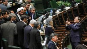 Selfies werden in Iran zur Blamage
