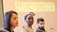 Berlin wirbt für Flüchtlinge