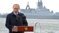Putin kritisiert Abhängigkeit Europas von Amerika