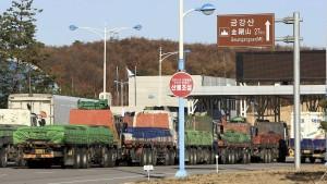 Nordkorea exportiert Kohle über Russland