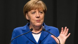 Merkel will mit Putin über Ukraine-Krise sprechen