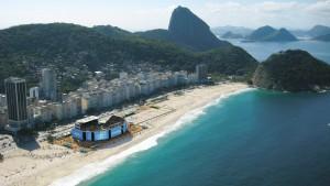 Alarm in Rio