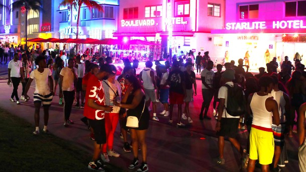 Miami Beach verlängert Ausnahmezustand