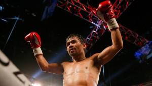 Der wohl letzte Sieg des Manny Pacquaio