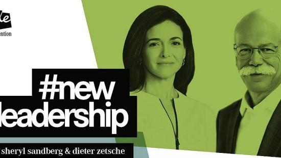 Sandberg und Zetsche über neue Führungskultur