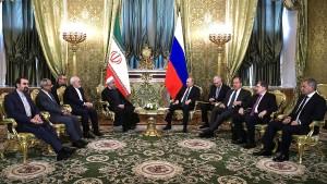 Ein russisch-iranisches Eurasien