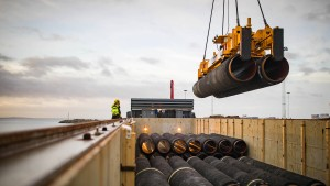 Nord Stream 2 füttert das Monster