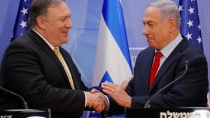 Das größte Wahlkampfgeschenk für Netanjahu