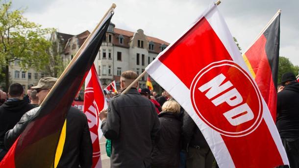 Sportverein darf NPD-Funktionär ausschließen