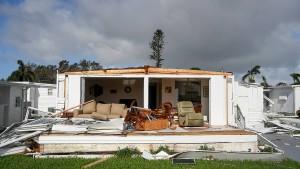 Wie unsere Familie den Hurrikan überstand