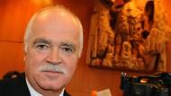 Der CSU-Bundestagsabgeordnete Peter Gauweiler wird vor dem Verfassungsgericht seine Argumente gegen den Euro-Rettungsschirm auch mündlich darlegen können