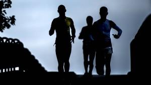Angriff auf die magische Marathon-Marke