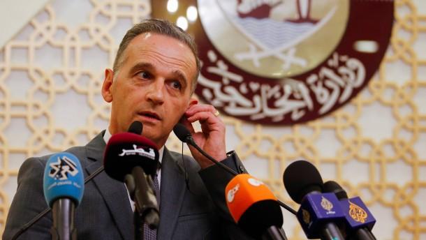 Deutschland strebt diplomatische Vertretung in Afghanistan an
