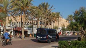 Deutsche Touristen verprügeln Türsteher auf Mallorca