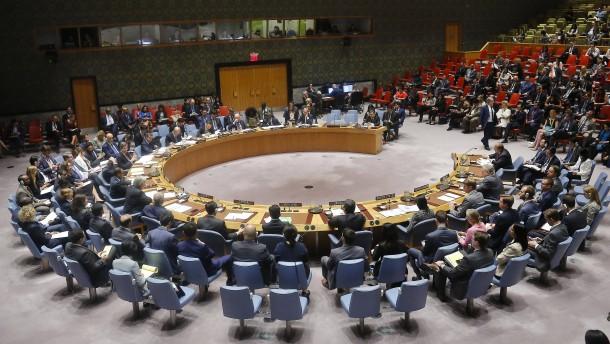 UN-Sicherheitsrat fordert Rückzug ausländischer Truppen aus Libyen