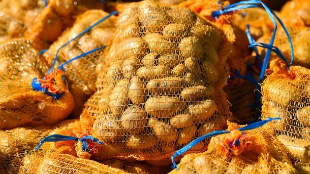 Dieb klaut 250 Kilo Kartoffeln von Feld