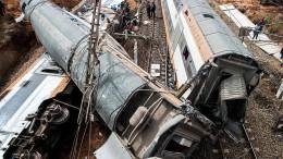 Mindestens sechs Tote bei Zugunglück in Marokko