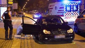 Verdacht auf illegales Autorennen – Verdächtiger in U-Haft