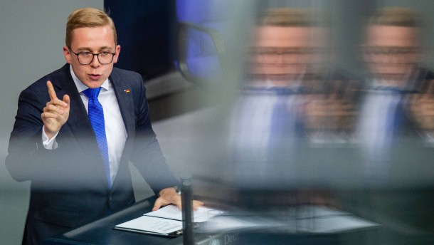 Amthor zieht sich aus Untersuchungsausschuss zurück