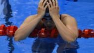 Viele Deutsche Schwimmer konnten die Erwartungen nicht erfüllen
