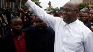 Oppositioneller Felix Tshisekedi gewinnt Präsidentenwahl