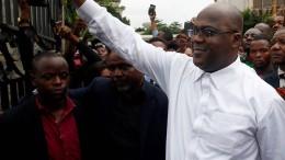 Erster demokratischer Machtwechsel in Kongo?