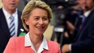 Stimmte für die Öffnung der Ehe für Homosexuelle: Bundesverteidigungsministerin Ursula von der Leyen (CDU)