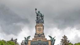 Germania als Friedensengel
