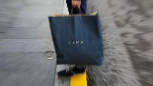 Zara-Mutter steigert Umsatz
