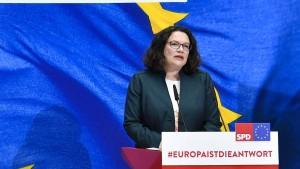 Warum die SPD untergeht