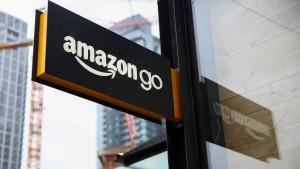 Amazon will kassenlose Läden an Flughäfen bringen