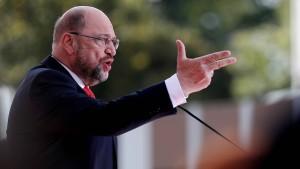 Schulz: Thyssenkrupp soll in Deutschland bleiben