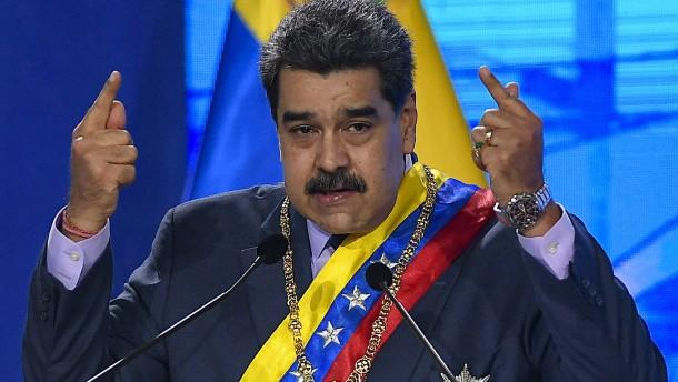 Maduro spricht wieder mit der Opposition