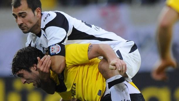 FSV Frankfurt seit sieben Spielen sieglos