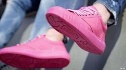 Diese Sneaker sind aus Kaugummi