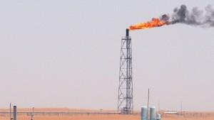 Ölpreis auf Vier-Monats-Hoch