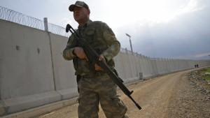 Türkei erklärt Militäreinsatz in Nordsyrien für beendet
