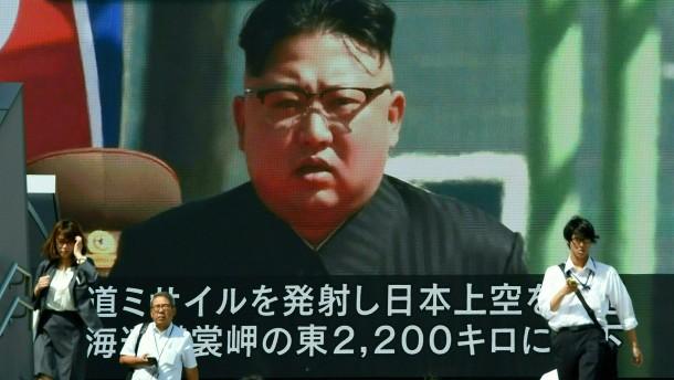 Kim Jong-un bringt China in Bedrängnis