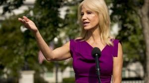 Kellyanne Conway verlässt das Weiße Haus