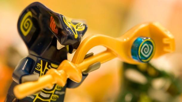 Lego überwindet die magische Grenze