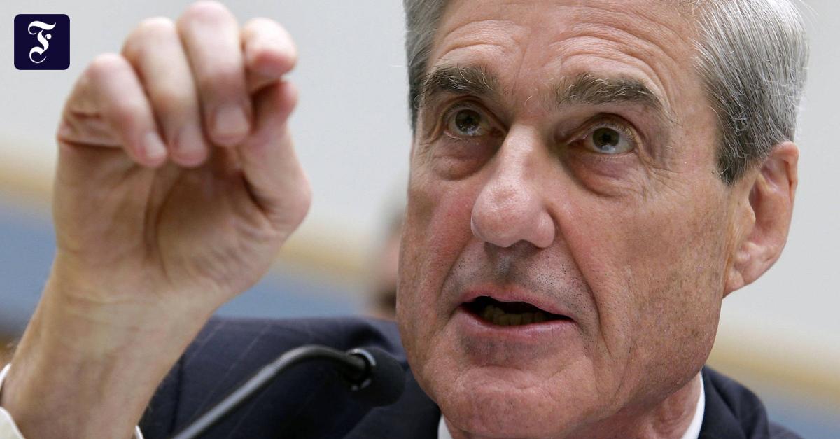 Russland-Ermittlungen: Muellers Endspurt?